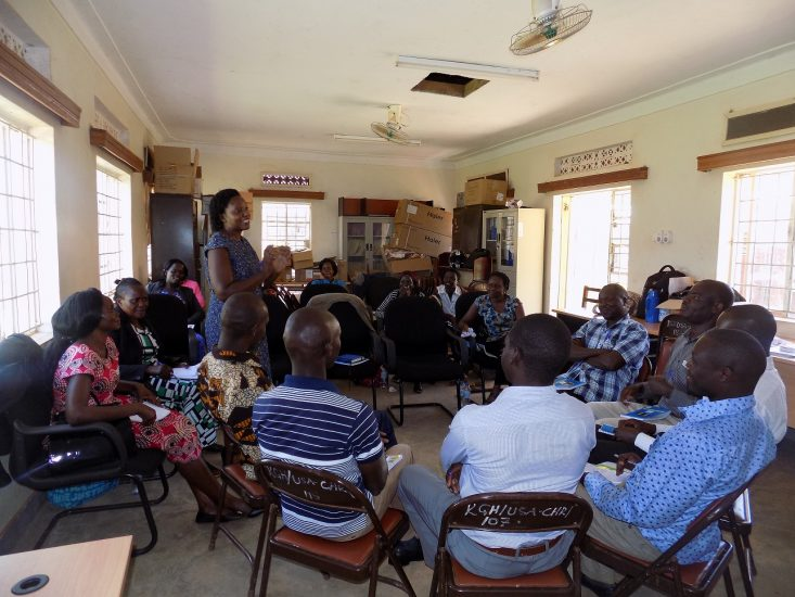 Group psychotherapy led by lay health workers can dramatically improve depression in people with HIV, says Ugandan study